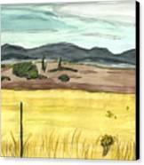 The Great Basin Utah Canvas Print