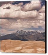 The Great Sand Dunes 88 Canvas Print by James BO  Insogna