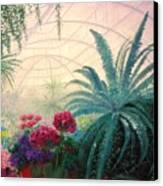 The Green House Canvas Print