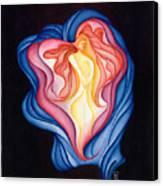 The Healer Canvas Print by Karen Musick