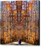 The Hidden Path Revealed Canvas Print