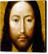 The Holy Face Canvas Print by Flemish School