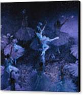 The Joffrey Ballet Dances The Canvas Print by Sisse Brimberg