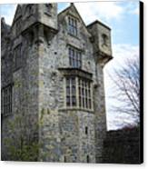 The Keep At Donegal Castle Ireland Canvas Print