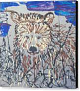 The Kodiak Canvas Print by J R Seymour
