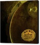 The Konvalinka Music Box Canvas Print