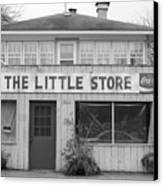 The Little Store Canvas Print