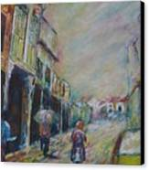 The Malacca Street Canvas Print