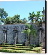 The Miami Monastery Canvas Print