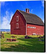 The Olmstead Place Canvas Print by Wendy White