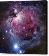 The Orion Nebula Canvas Print by Robert Gendler