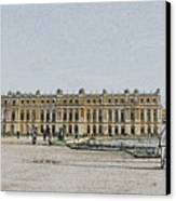 The Palace Of Versailles Canvas Print