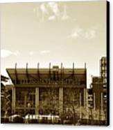The Philadelphia Eagles - Lincoln Financial Field Canvas Print