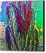 Thinking Can Refer To The Act Of Producing Thoughts Or The Process Of Producing Thoughts Canvas Print