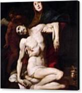 The Pieta Canvas Print