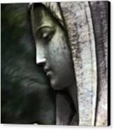 The Prayer Canvas Print by Kelly Rader