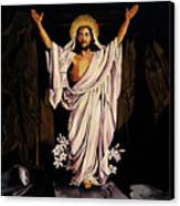 The Resurrection Canvas Print