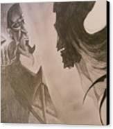 The Resurrection Stone Canvas Print by Lisa Leeman