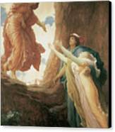 The Return Of Persephone Canvas Print