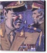 The Russian Generals Canvas Print