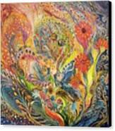 The Sea Dream Canvas Print by Elena Kotliarker