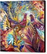 The Sea Wind Canvas Print by Elena Kotliarker