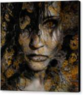 The Slow Decay Canvas Print