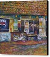 The Sundry Store At Fraiser's Hill Canvas Print