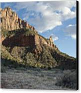 The Watchman Canvas Print by Kenneth Hadlock