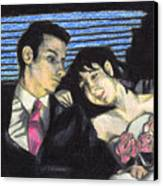 The Wedding Gift Canvas Print