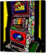 the World-Trade-Slot-Machine Canvas Print