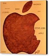 Think Different Steve Jobs 2 Canvas Print