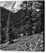 This Is Washington State No.1b - Klipchuck Canvas Print by Paul W Sharpe Aka Wizard of Wonders