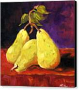 Three Buddies Canvas Print