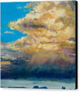 Thundeclouds Canvas Print