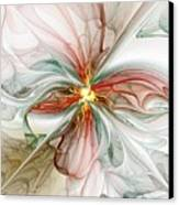 Tiger Lily Canvas Print by Amanda Moore