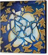 Tikkun Olam Heal The World Canvas Print