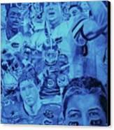 Tim Tebow Canvas Print