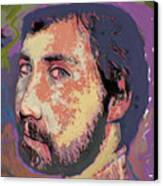 T.M Canvas Print