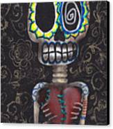 Toma Mi Corazon Canvas Print by  Abril Andrade Griffith