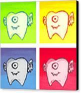 Tooth Fairies Canvas Print