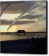 Tornado Watch Canvas Print
