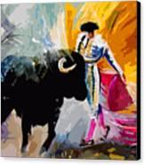 Toroscape 03 Canvas Print