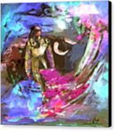 Toroscape 07 Canvas Print