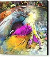 Toroscape 28 Canvas Print