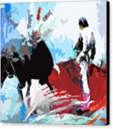 Toroscape 35 Canvas Print by Miki De Goodaboom