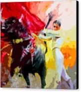 Toroscape 41 Canvas Print