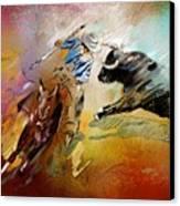 Toroscape 42 Canvas Print