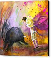 Toroscape 54 Canvas Print