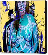 Torquoise Canvas Print